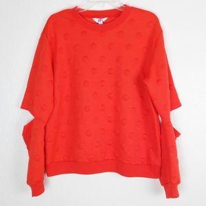 Joy Lab | Textured Pullover Sweater XL